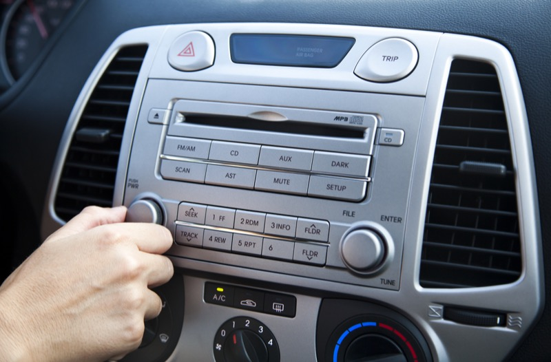 Factory Radio Integration