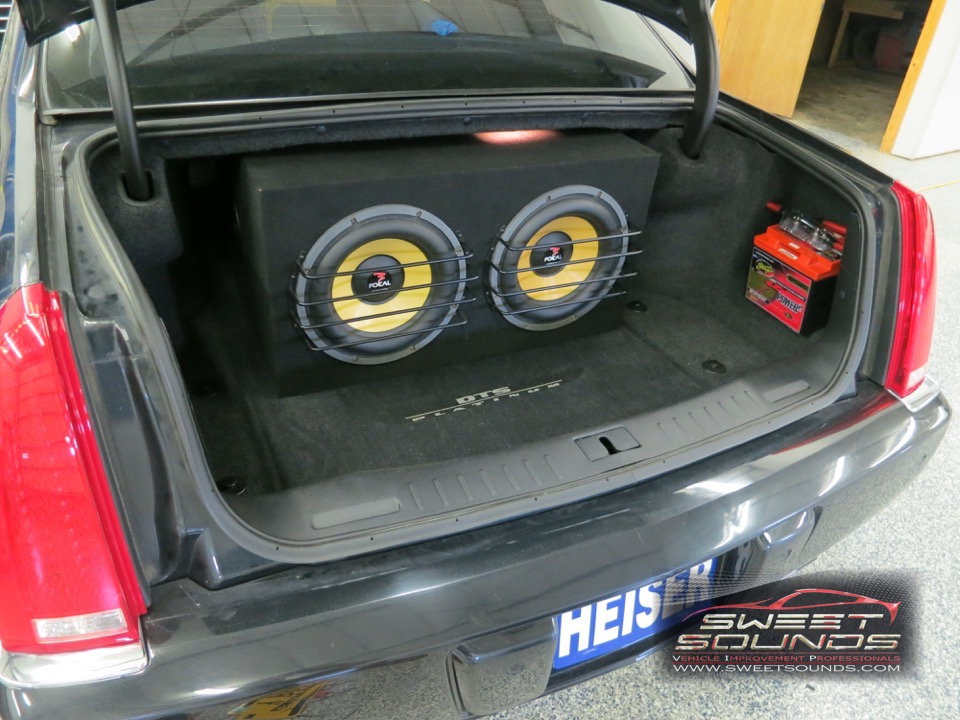 2008 Cadillac Dts Car Audio Sweet Sounds