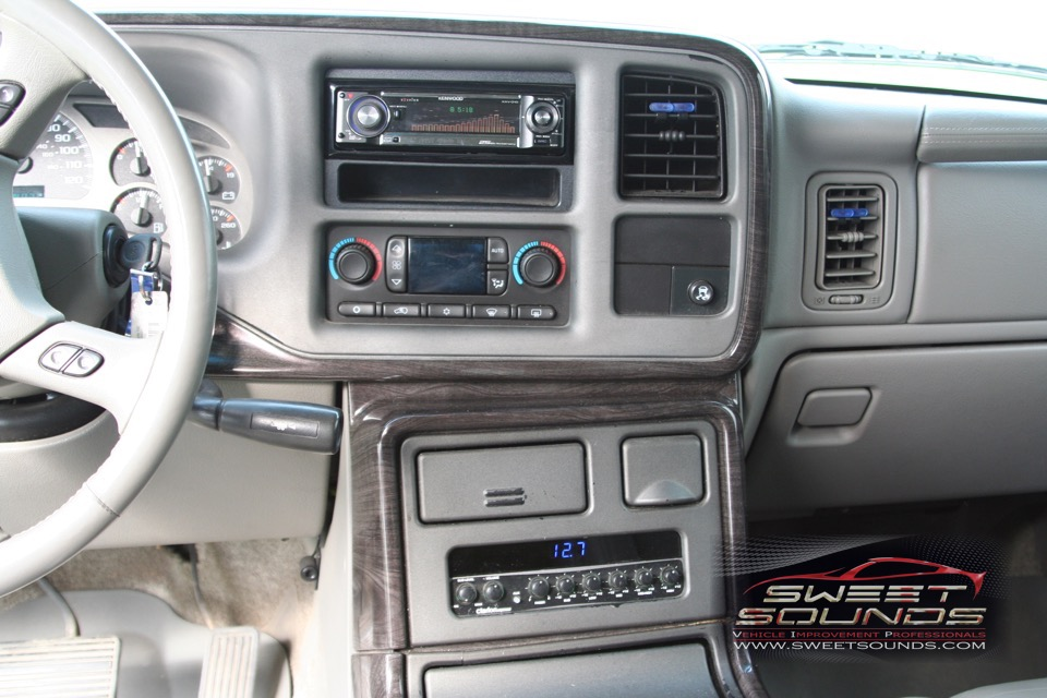 2004 Gmc Yukon Denali Custom Fab Sweet Sounds