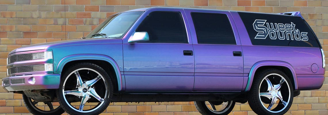 Sweet Sounds - Vehicle Improvement Professionals in Mankato, Minnesota