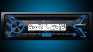 Product Spotlight: Sony MEX-M100BT High Power Radio