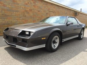 Awesome 1983 Chevy Camaro Audio Upgrades for LeCenter Clients