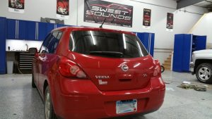 Owatonna Nissan Versa Gets Great Sound, Improved Safety and Security