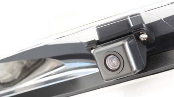 Backup Camera Installation