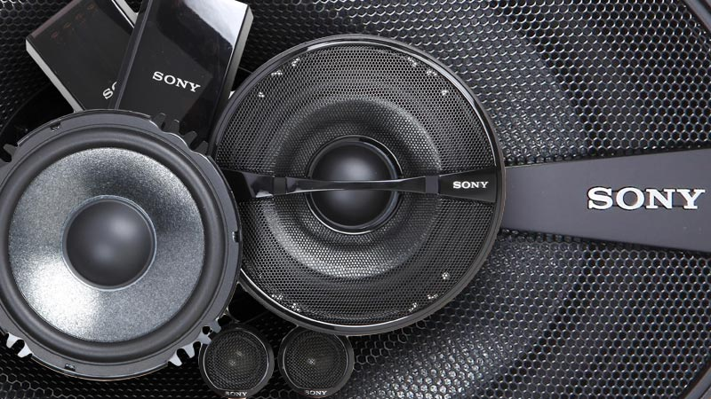 Product Spotlight: Sony GS Series Speakers and Subwoofers