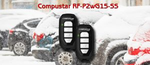 Compustar Pro G15-SS (2 way), our most popular remote start system