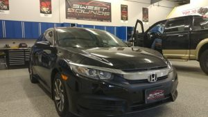 Madison Lake Client Adds Honda Civic Remote Starter & Heated Seats