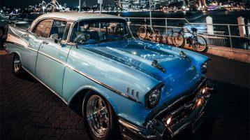 Classic Car Audio Installation