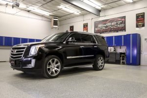 Minneapolis Client Chooses Premium Cadillac Escalade Audio System